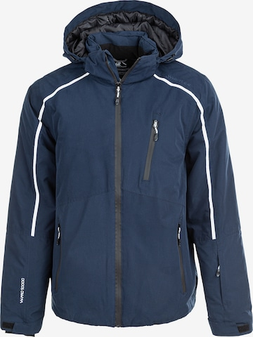 Whistler Skijacke 'MARKUS' in Blau