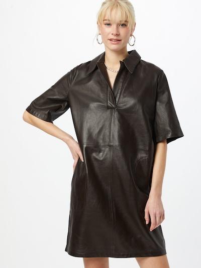 DRYKORN Šaty 'HANINA' - tmavě hnědá, Model/ka