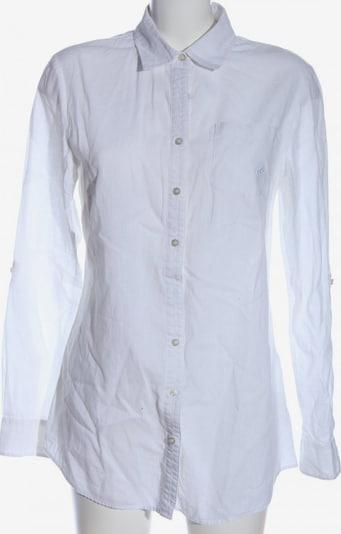 POLO SYLT Langarmhemd in M in weiß, Produktansicht