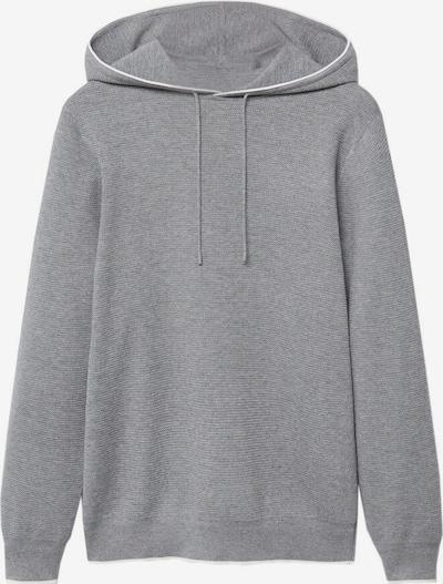 MANGO MAN Pullover 'Poppy' in graumeliert, Produktansicht