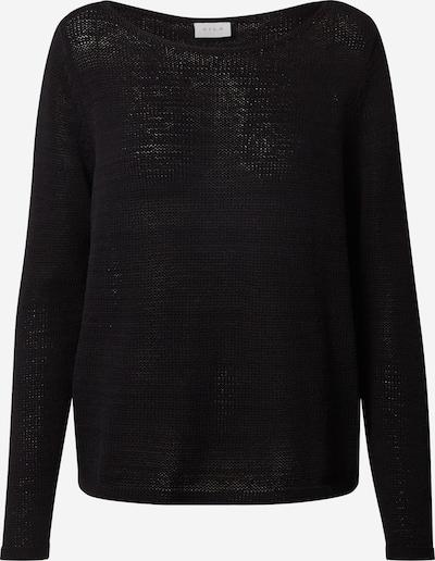 VILA Pullover 'SINOA' in schwarz, Produktansicht