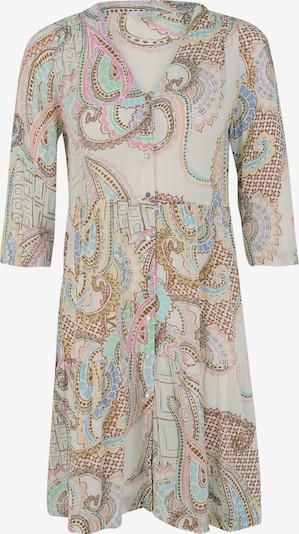 Frogbox Kleid mit Volants in mischfarben, Produktansicht