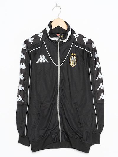 KAPPA Sportjacke in L in schwarz, Produktansicht