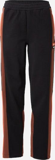 Pantaloni 'KAROLINA' FILA di colore rosso / nero, Visualizzazione prodotti