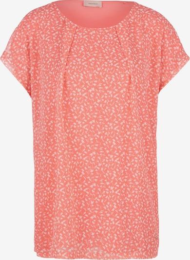 TRIANGLE Shirt in rosa / weiß, Produktansicht