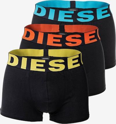 DIESEL Boxershorts in schwarz, Produktansicht