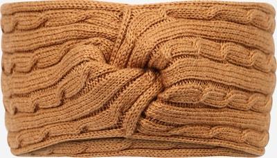 Guido Maria Kretschmer Collection Stirnband 'Nina' in cognac, Produktansicht