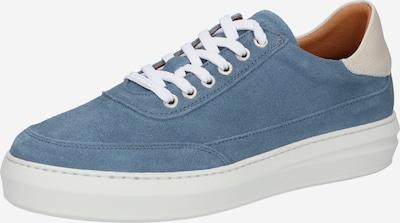 Sneaker low 'STB-AREN' Shoe The Bear pe albastru porumbel / alb lână, Vizualizare produs