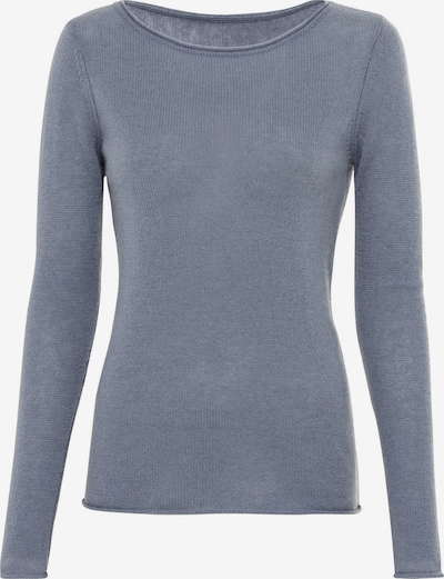 HALLHUBER Pullover in blau, Produktansicht