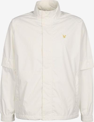 Lyle & Scott Windbreaker ' Lightweight Anorak ' in weiß, Produktansicht