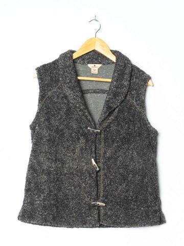 Woolrich Vest in M-L in Grey