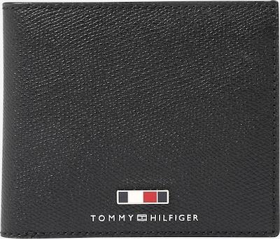 TOMMY HILFIGER Porte-monnaies en bleu / rouge / noir / blanc, Vue avec produit