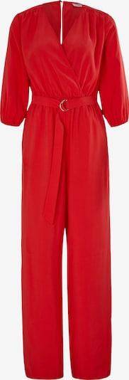 s.Oliver BLACK LABEL Jumpsuit in de kleur Rood, Productweergave