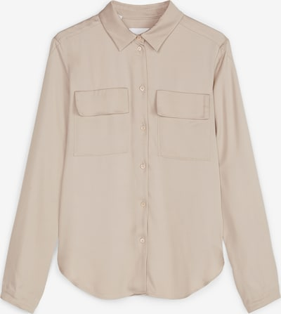 Marc O'Polo Pure Bluse in beige, Produktansicht