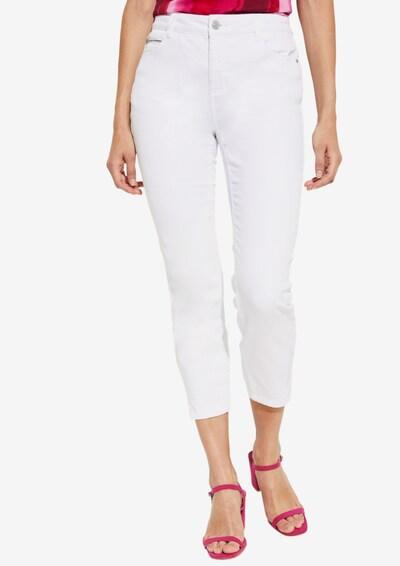 COMMA Jeans in weiß, Modelansicht