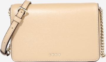 Geantă de umăr 'BRYANT' de la DKNY pe bej