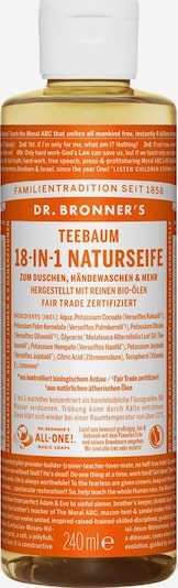 Dr. Bronner's Naturseife 'Teebaum 18-in-1' in transparent, Produktansicht