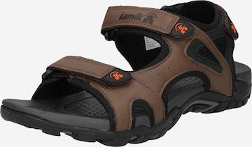 Sandales 'MILOS' Kamik en marron