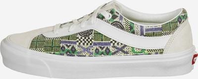 VANS Sneaker in grün / weiß, Produktansicht