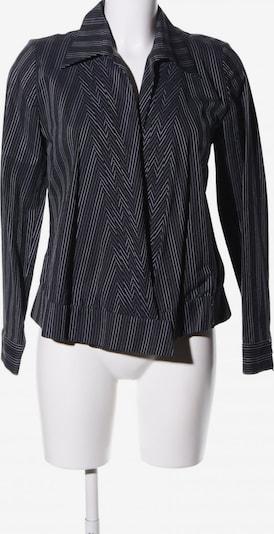 CERRUTI 1881 Wickel-Bluse in S in schwarz / weiß, Produktansicht