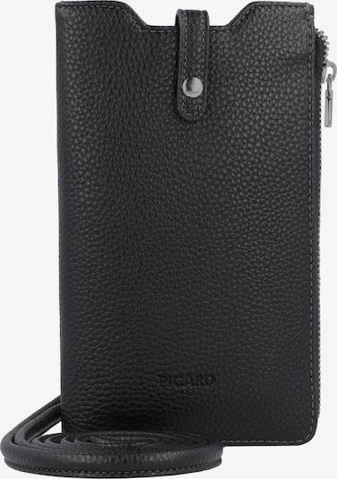 Picard Protection pour Smartphone en noir, Vue avec produit