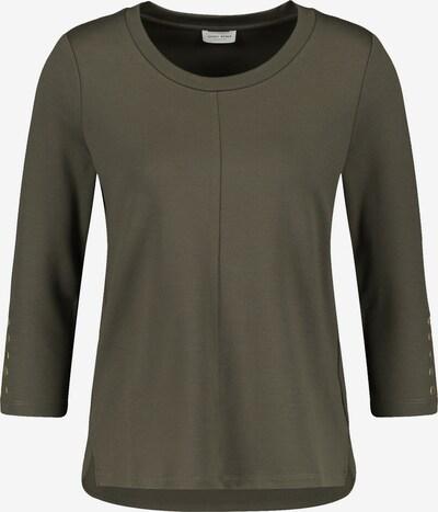 GERRY WEBER Sweatshirt in oliv, Produktansicht