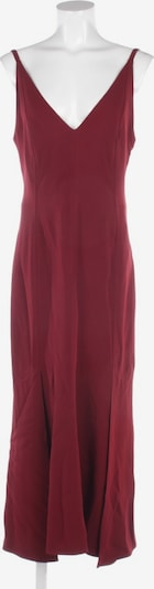 Victoria Beckham Kleid in M in dunkelrot, Produktansicht