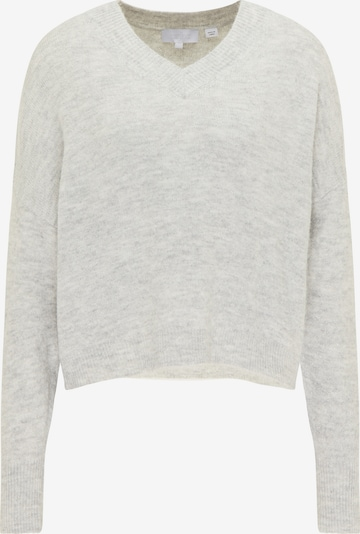 usha WHITE LABEL Strickpullover in grau, Produktansicht
