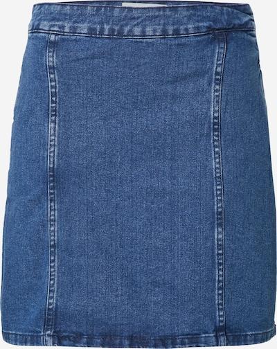 Noisy may Falda 'PERI' en azul denim, Vista del producto