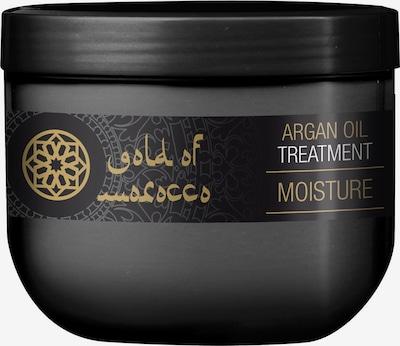 Gold of Morocco Maske 'Haarkur Moisture Treatment' in weiß, Produktansicht