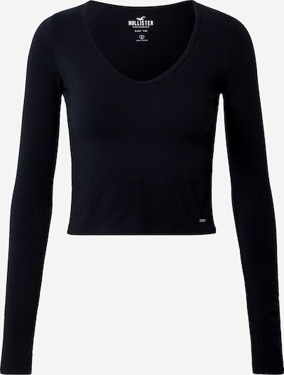 HOLLISTER Paita värissä musta, Tuotenäkymä