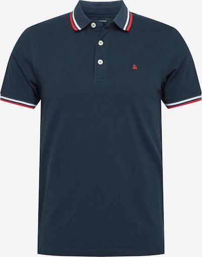JACK & JONES Shirt 'Paulos' in de kleur Navy / Rood / Wit, Productweergave