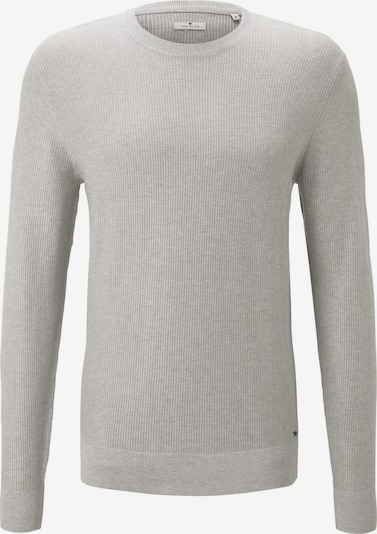 TOM TAILOR Pullover in grau, Produktansicht