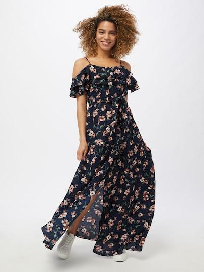 ABOUT YOU Kleid 'Arika' in navy / mischfarben, Modelansicht
