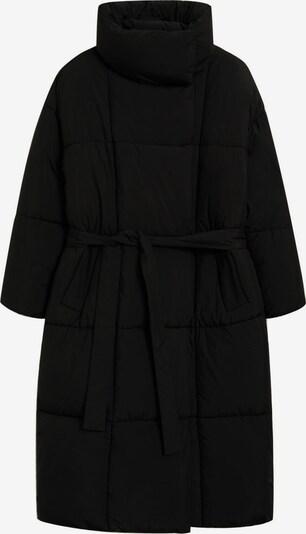 MANGO Płaszcz zimowy w kolorze czarnym, Podgląd produktu