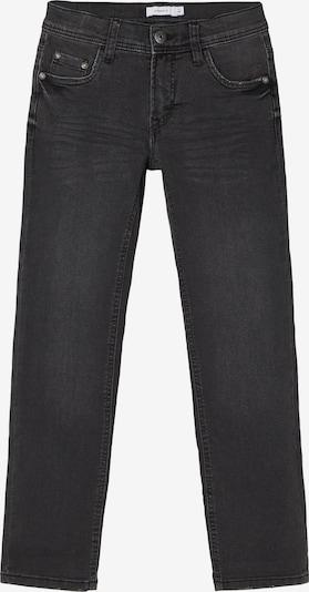 NAME IT Jeans 'NKMRYAN' in de kleur Black denim, Productweergave