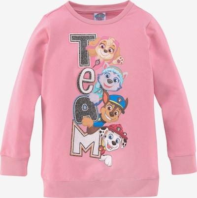 PAW Patrol Sweatshirt in mischfarben / rosa, Produktansicht