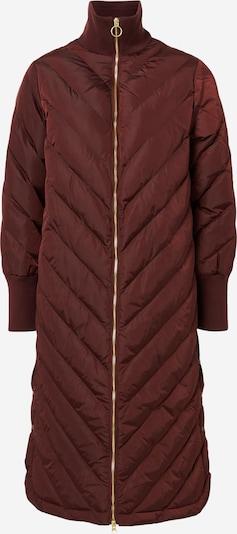 Y.A.S Winterjas in de kleur Rood, Productweergave
