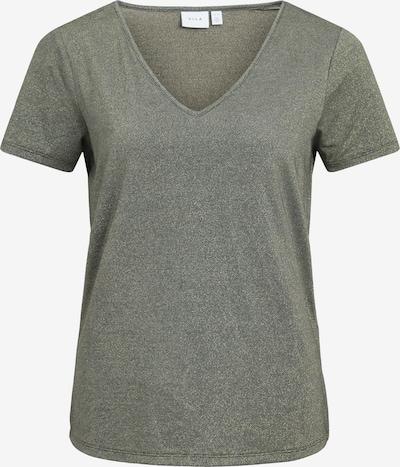 VILA T-Shirt 'Luxi' in grün, Produktansicht