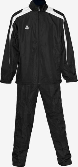 PEAK Trainingsanzug in schwarz, Produktansicht