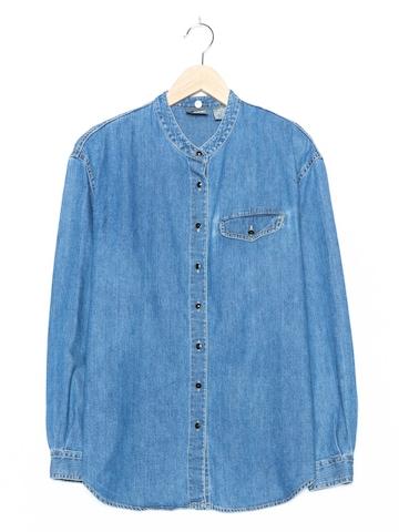 Lizwear Jeanshemd in XL-XXL in Blau