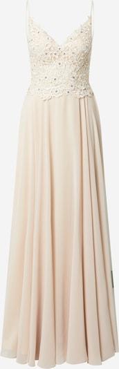 Rochie de seară mascara pe crem, Vizualizare produs