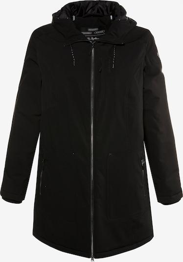 Ulla Popken Softshelljacke in schwarz, Produktansicht
