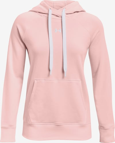 UNDER ARMOUR Sports sweatshirt 'Rival' in Pink, Item view