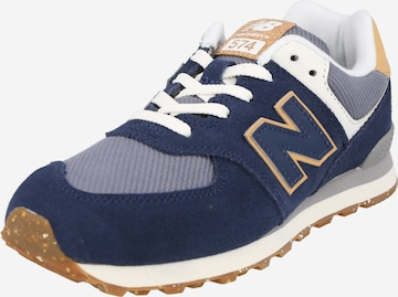 new balance Sneaker '574' in Blau