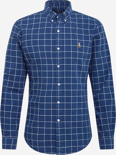 POLO RALPH LAUREN Košeľa - námornícka modrá / svetlosivá, Produkt
