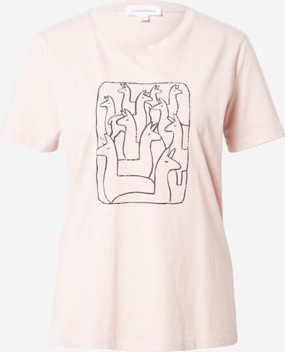 ARMEDANGELS Shirt 'MARAA' in de kleur Antraciet / Mauve, Productweergave
