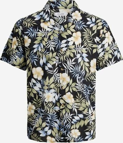 JACK & JONES Paita värissä kerma / vaaleansininen / vaaleankeltainen / minttu / musta, Tuotenäkymä