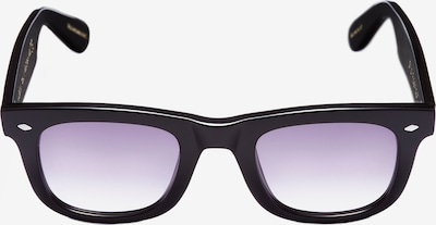 EYE RESPECT Sonnenbrille 'ALEX III' in schwarz, Produktansicht