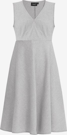 Finn Flare Sommerkleid in beige / weiß, Produktansicht